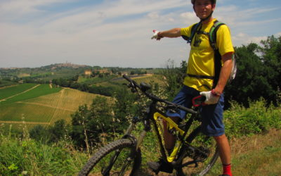 San Gimignano e-bike tour