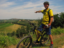 The best guided mountain bike tours in Tuscany