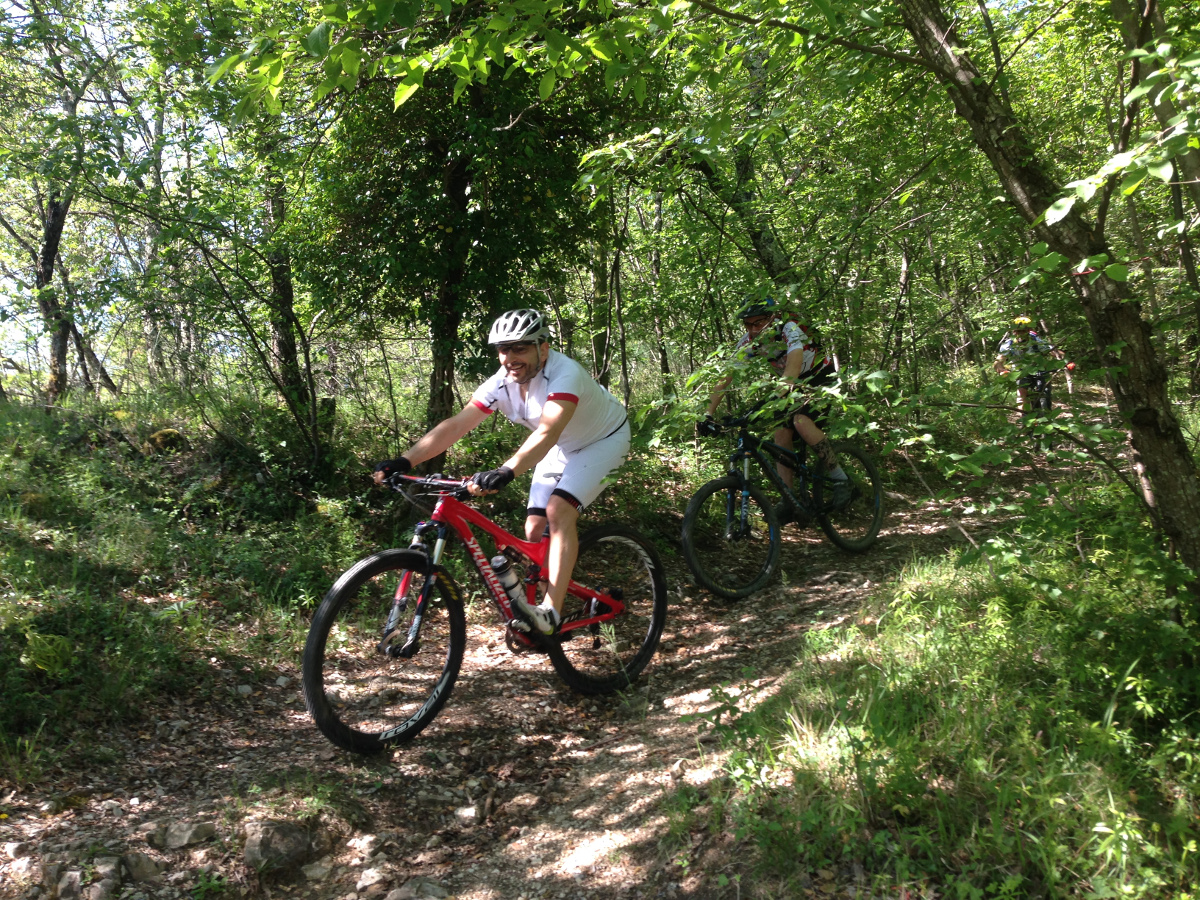 advanced mountain bike tours