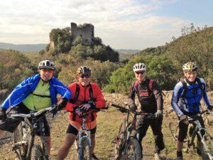 Volterra and Casole advanced mountain bike tour