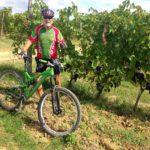 Advanced San Gimignano mountain bike tour