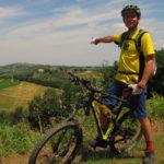 San Gimignano e-bike tour