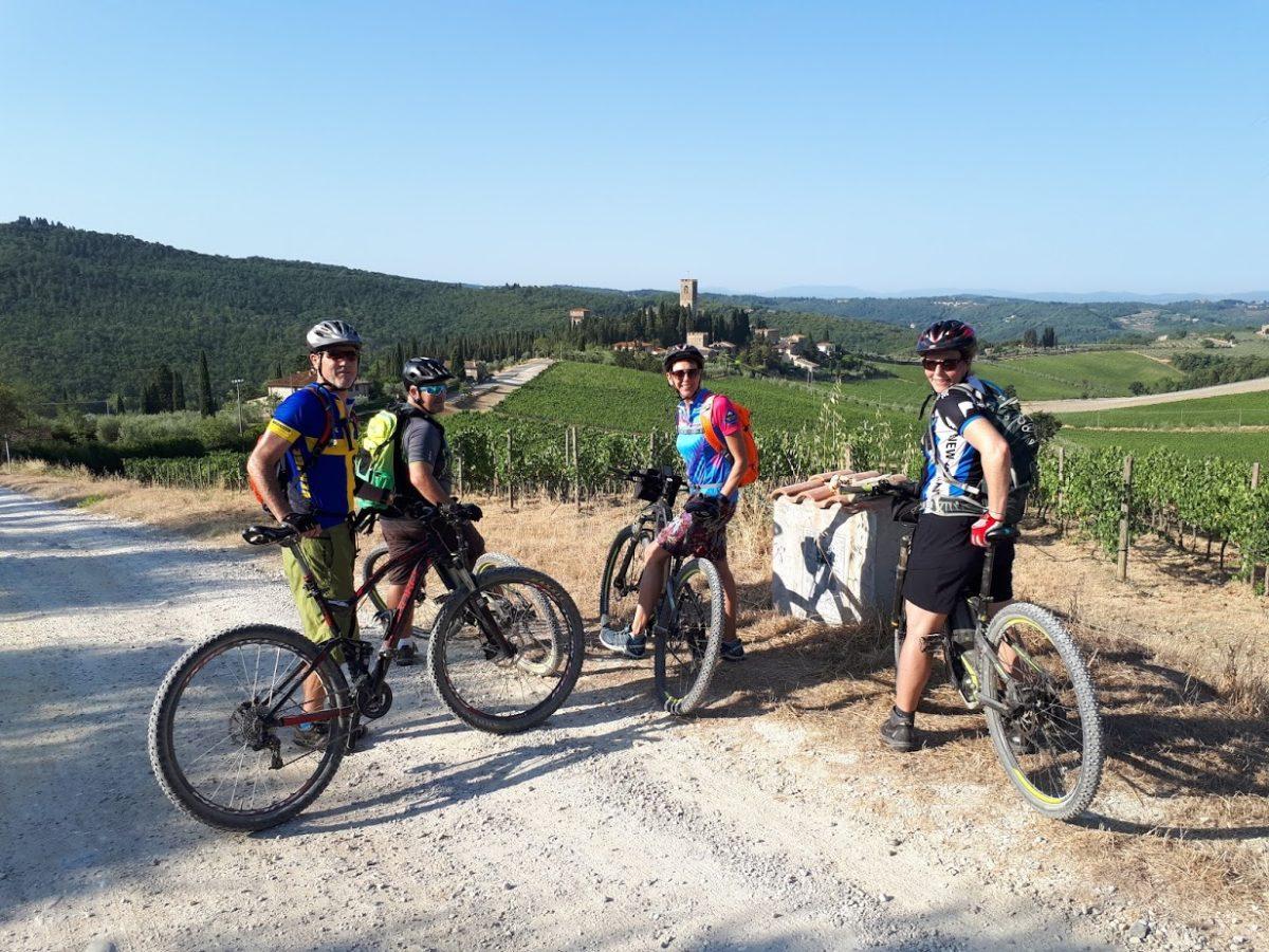 Panzano & Chianti Classico bike tour