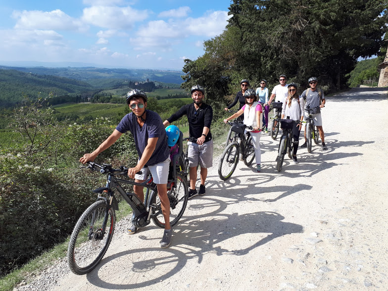Beginner Bike tours