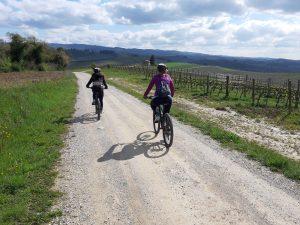 Monteriggioni mountain bike tour